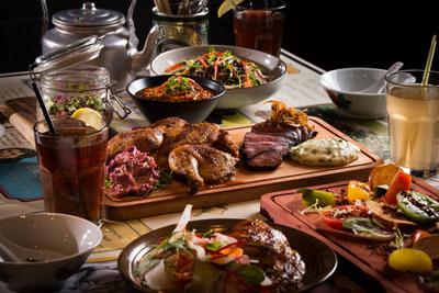 Halia Ramadan Communal Feast