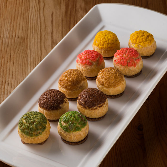 Assorted Chouchous (5 Flavours)
