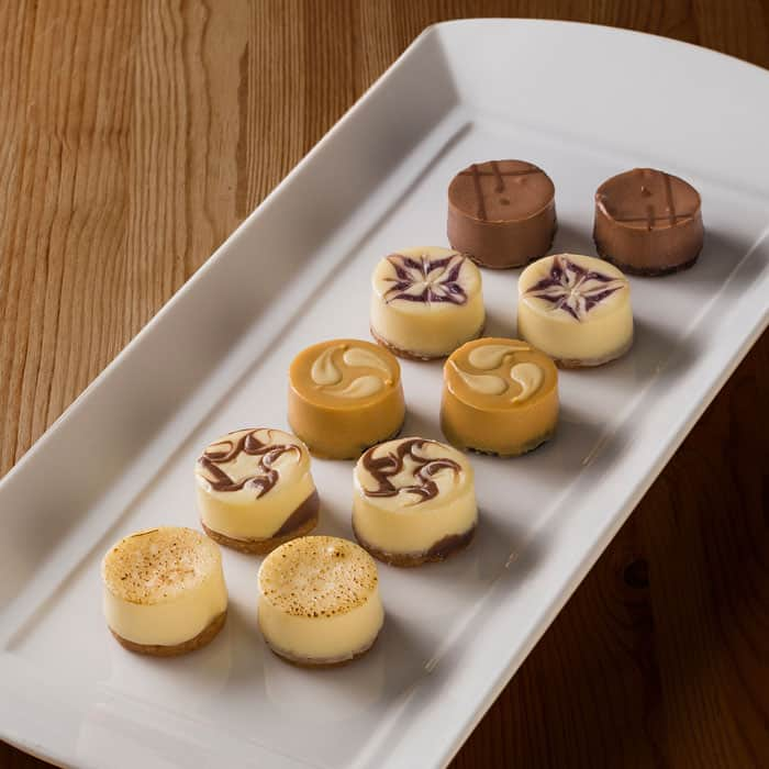 Assorted Mini Cheese Cake (5 Flavours)