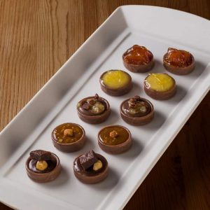 Assorted Mini Tartlets (5 Flavours)