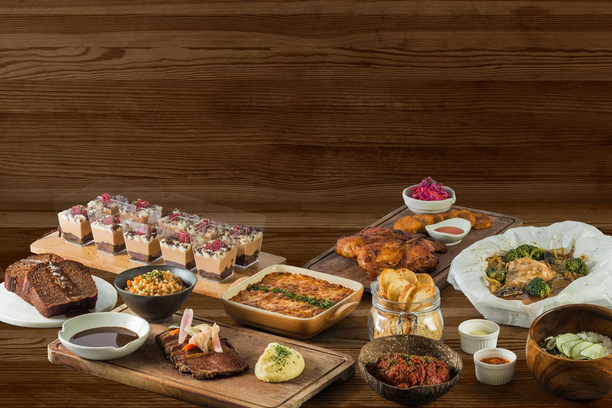 Halia Catering Online Order