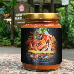A Set of Halia's Chilli Crab Sauce (2 x 240ml)