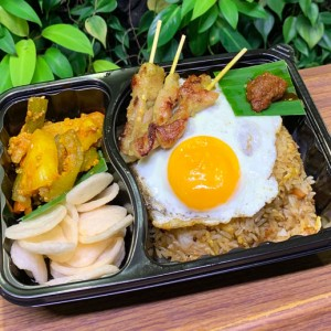 Seafood Sambal Fried Rice