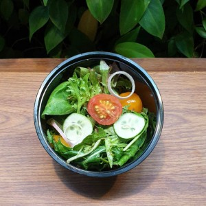 1 FOR 1 FREE SIDE DISH!<br>Mesclun Salad