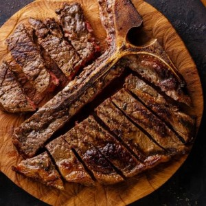 King Island Porterhouse 750g