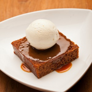1 FOR 1 DESSERT!<br>Toffee Pudding