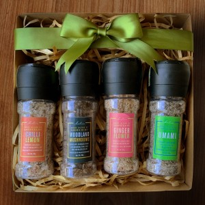 Father's Day Gifts - Maldon Salt Set