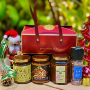 Festive Gifts - Halia Christmas Surprise Gift Set