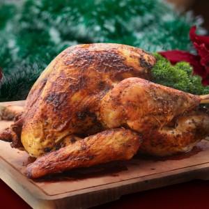 Festive Feasts - Spiced Herb Roasted Whole Turkey