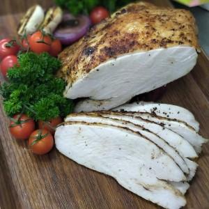 Festive Feasts - Spiced Herb Roasted Turkey Breast
