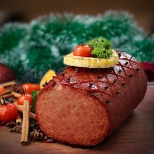 Festive Feasts - Honey Baked Chicken Ham