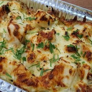 Festive Feasts - Potato Celeriac Gratin