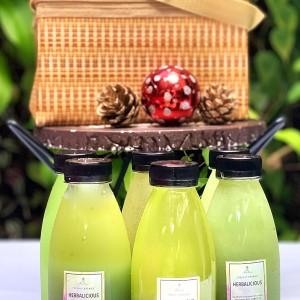 Festive Beverage<br>Half-Dozen Set - Homemade Herbalicious