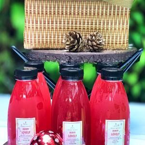Festive Beverage<br>Half-Dozen Set - Homemade Berry Lovely