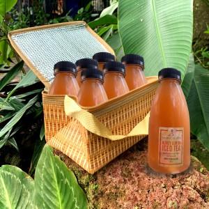 Half-Dozen Set - Homemade Honey Lemon Iced Tea