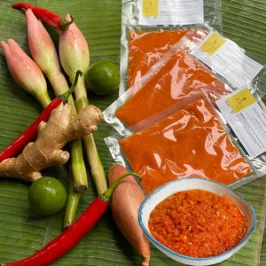 Frozen Meal - Ginger Flower Sambal (100g)